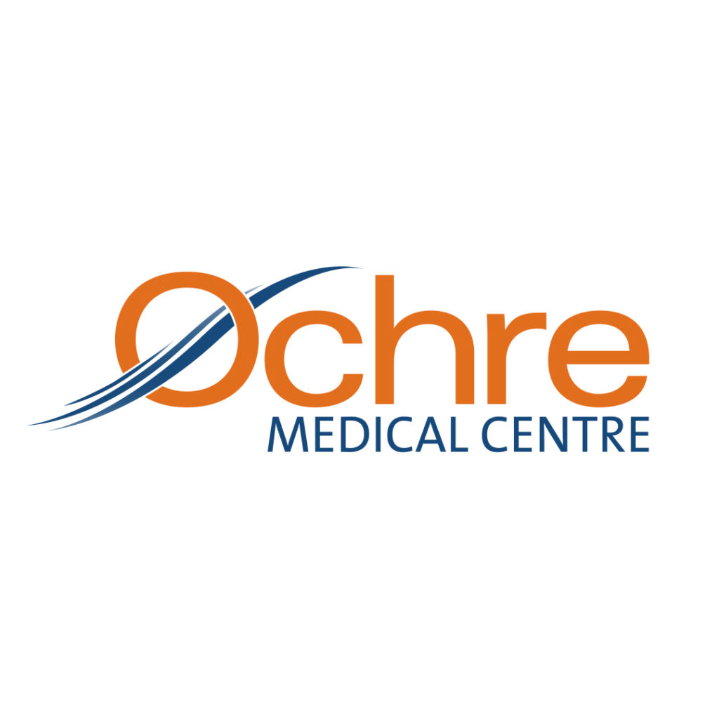 ochre-health-logo medical centre whitecoat telehealth